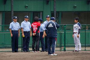リーグ戦 第2節 日本精工 - デンソー 試合レポート写真 02