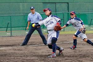 リーグ戦 第2節 日本精工 - デンソー 試合レポート写真 05