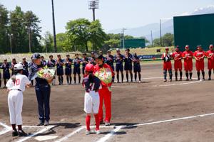 リーグ戦 第3節 日立 - 日本精工 試合レポート写真 02