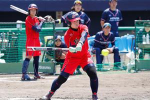 リーグ戦 第3節 日立 - 日本精工 試合レポート写真 04