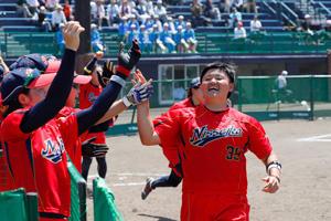 リーグ戦 第3節 日立 - 日本精工 試合レポート写真 06