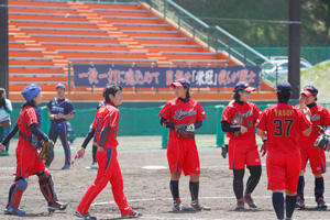 リーグ戦 第3節 日立 - 日本精工 試合レポート写真 10