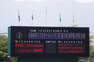 リーグ戦 第3節 戸田中央総合病院 - 日本精工 試合レポート写真 01