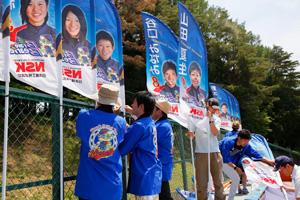 リーグ戦 第3節 戸田中央総合病院 - 日本精工 試合レポート写真 02