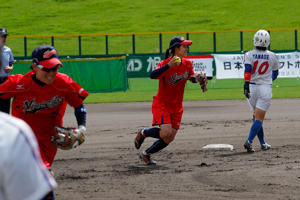 リーグ戦 第4節 SGホールディングス - 日本精工 試合レポート写真 05