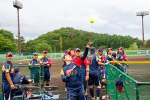 リーグ戦 第5節 日本精工 - 太陽誘電 試合レポート写真 02