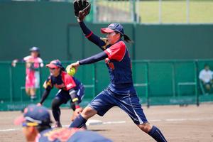 リーグ戦 第7節 日本精工 - 戸田中央総合病院 試合レポート写真 05