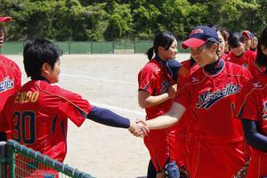 リーグ戦 第1節 Dream Citrine-日本精工 試合レポート写真 01