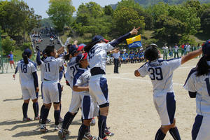 リーグ戦 第1節 日本精工-大和電機工業 試合レポート写真 14