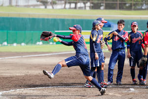 リーグ戦 第6節 日立 - 日本精工 試合レポート写真 08
