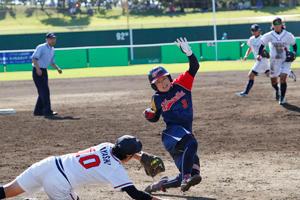 リーグ戦 第6節 日立 - 日本精工 試合レポート写真 14