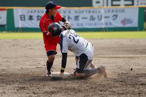 リーグ戦 第8節 太陽誘電-日本精工 試合レポート写真 13