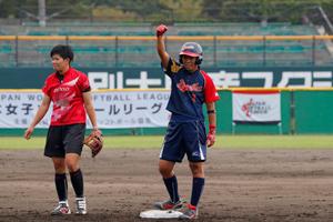 リーグ戦 第8節 日本精工-デンソー 試合レポート写真 15