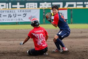 リーグ戦 第8節 日本精工-デンソー 試合レポート写真 17