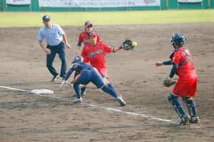 リーグ戦 第8節 日本精工-シオノギ製薬 試合レポート写真 10