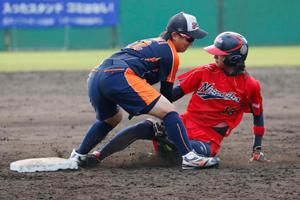 リーグ戦 第8節 日本精工-シオノギ製薬 試合レポート写真 13