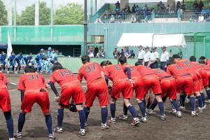 リーグ戦 第2節 YKK-日本精工 試合レポート写真 01
