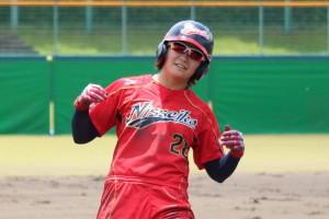 リーグ戦 第2節 YKK-日本精工 試合レポート写真 09