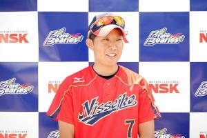 リーグ戦 第2節 YKK-日本精工 試合レポート写真 17