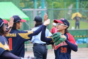 リーグ戦 第3節 日本精工-日本ウェルネス 試合レポート写真 16