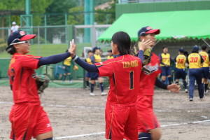 リーグ戦 第3節 大和電機工業-日本精工 試合レポート写真 04