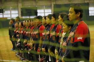 入替戦 日本精工-伊予銀行 試合レポート写真 20