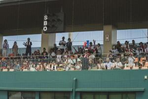 リーグ戦 第3節 3日目 日本精工-ペヤング 試合レポート写真 01