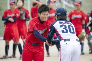 リーグ戦 第5節 大垣ミナモ-日本精工 試合レポート写真 02