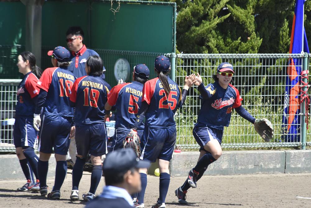リーグ戦 平林金属-日本精工 試合レポート写真 15