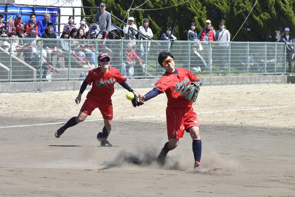 リーグ戦 大和電機工業-日本精工 試合レポート写真 04
