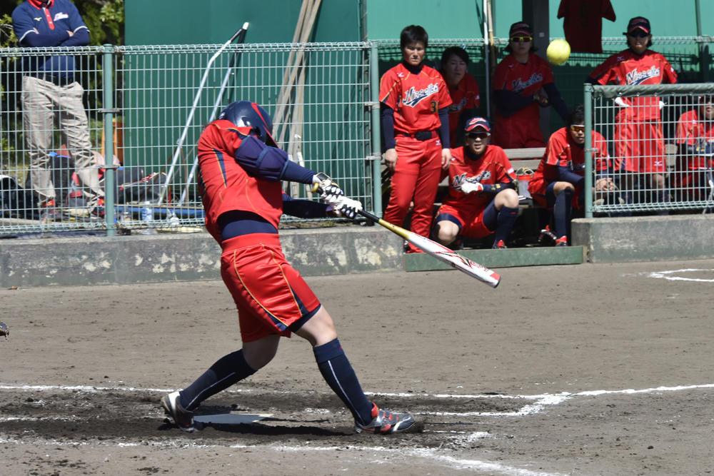 リーグ戦 大和電機工業-日本精工 試合レポート写真 05