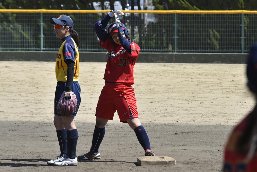 リーグ戦 大和電機工業-日本精工 試合レポート写真 06