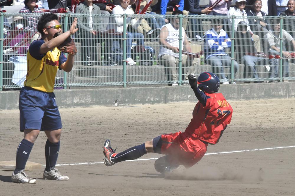 リーグ戦 大和電機工業-日本精工 試合レポート写真 10