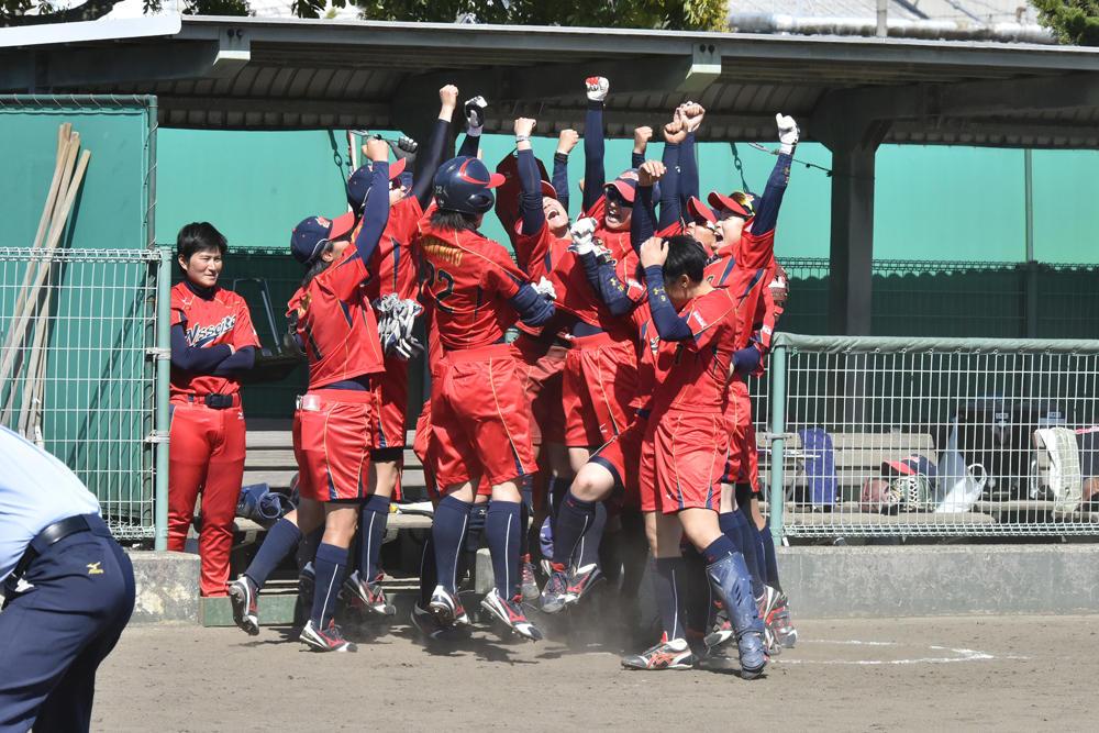 リーグ戦 大和電機工業-日本精工 試合レポート写真 12