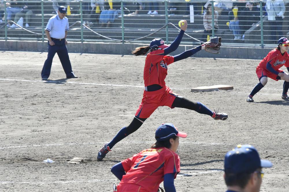 リーグ戦 大和電機工業-日本精工 試合レポート写真 15