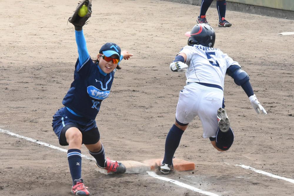 リーグ戦 日本精工-ペヤング 試合レポート写真 04