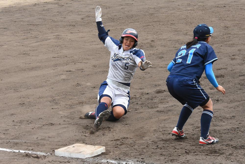 リーグ戦 日本精工-ペヤング 試合レポート写真 11