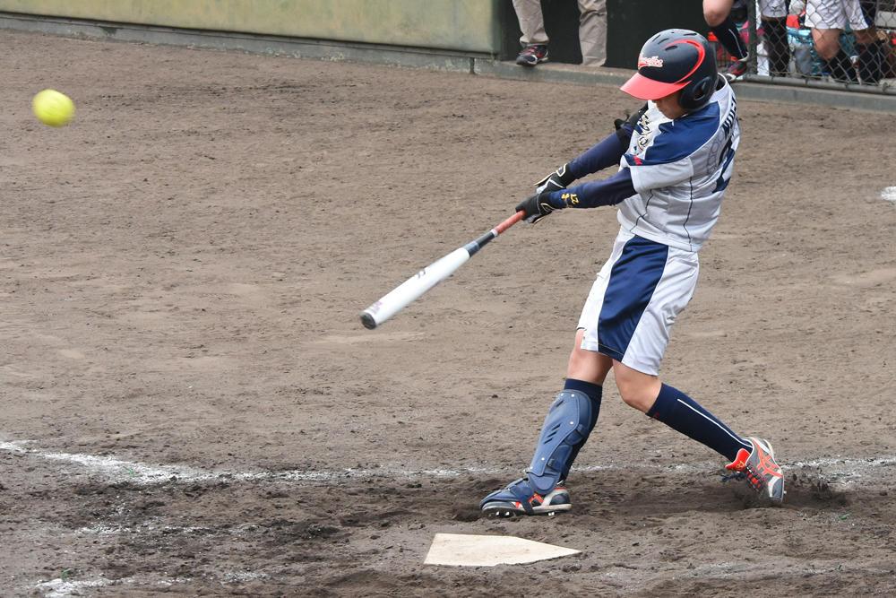 リーグ戦 日本精工-ペヤング 試合レポート写真 13