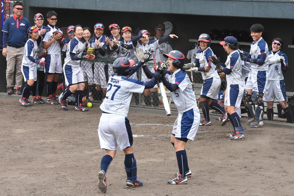 リーグ戦 日本精工-ペヤング 試合レポート写真 14