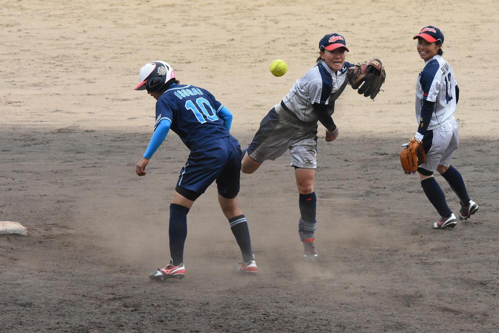 リーグ戦 日本精工-ペヤング 試合レポート写真 15