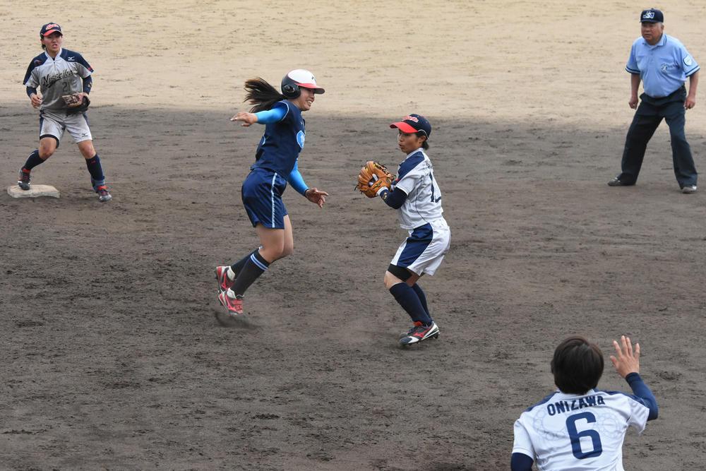 リーグ戦 日本精工-ペヤング 試合レポート写真 16